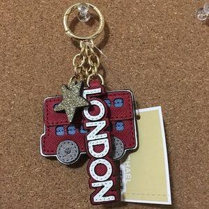 Michael Kors London Keychain